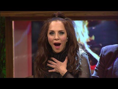 Beyaz Show - Sertab Erener'e şaşırtan Doğum Günü Sürprizi!
