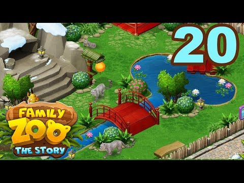 FAMILY ZOO THE STORY - WALKTHROUGH GAMEPLAY - PART 20 ( iOS | Android )