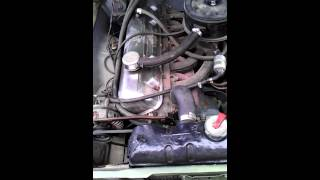 Update on my Plymouth Valiant 1964
