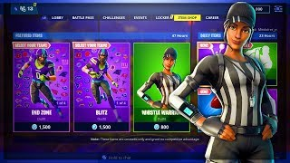 "Buying Whistle Warrior ""New Emote + Free Item"" In Fortnite: Battle Royale"
