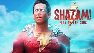 Shazam 2 Teaser Trailer Breakdown and Justice League Easter Eggs