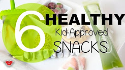 Healthy Snacks For Kids Challenge | Alison from Millennial Moms