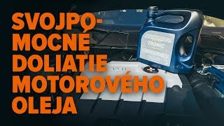 Výmena Čap riadenia FIAT MAREA - tipy na údržbu Zavesenie Kolies, Ramená