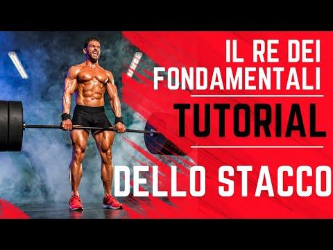 IL RE DEGLI ESERCIZI: LO STACCO - Mini tutorial d'esecuzione e allenamento thumbnail
