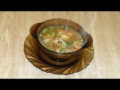 Суп с индюшатиной - божественный вкус и великая польза!