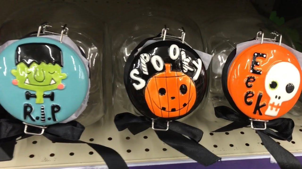 kroger halloween 2017 merchandise display saleclearance time