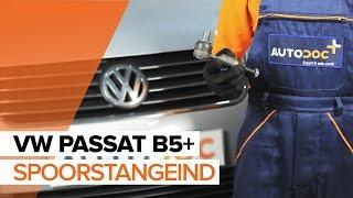 Hoe een spoorstangeind vervangen op een VW PASSAT B5+ [HANDLEIDING]