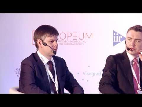 Prague European Summit 2017: Day 2 - Future of Digital Europe