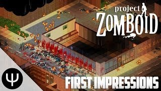 Project Zomboid — First Impressions!