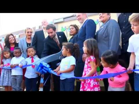 Cerritos College Child Development Center Grand Opening