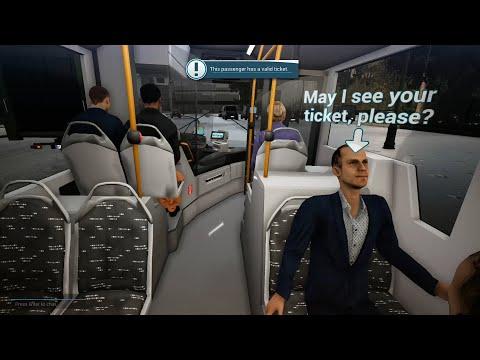Bus Simulator 18 | Astra Promenade | Hitting Pedestrians | Logitech G29 Gameplay |