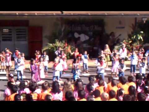 Midori at Ohana Day 2001 Pukalani...
