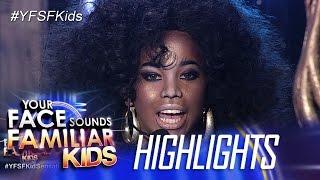 Your Face Sounds Familiar: Awra, nahilo sa kanyang performance as Rihanna