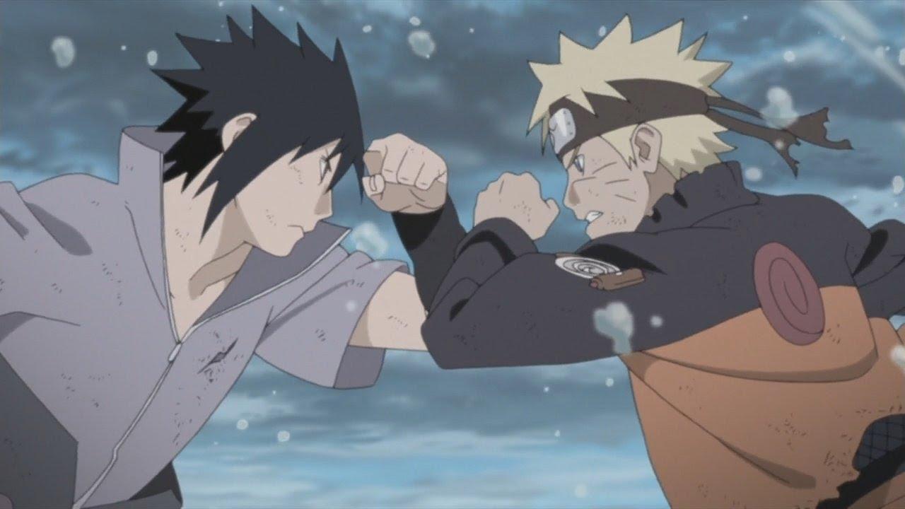 Download Naruto AMV - Blood // Water [ Naruto VS Sasuke]