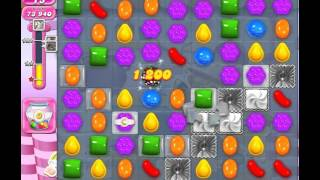 Candy Crush Saga Level 1324 (No booster, 3 Stars)