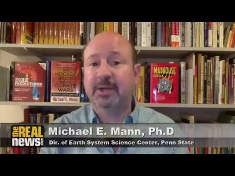 Climate Change 2017: Dr Michael Mann (Part I) (March 2017)