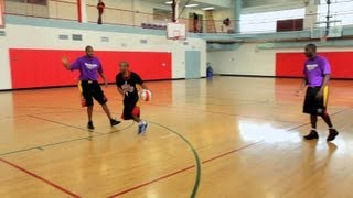 How to Do a Pick & Roll Play | Basketball