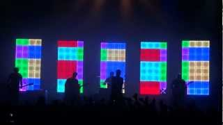 """Circa Survive - """"Strange Terrain"""" (Live in Pomona 10-7-12)"""