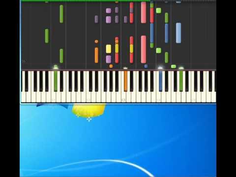 Shania Twain   Any Man Of Mine [Piano tutorial by Synthesia]