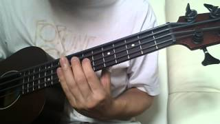 KALA UBASS FIRST TRY STAND BY ME BASS COVER.