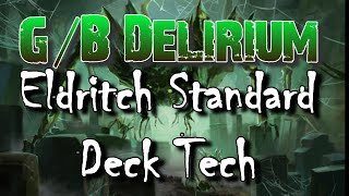 mtg deck tech g b delirium in eldritch moon standard
