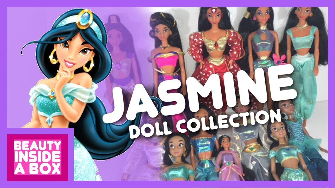 Jasmine - Disney Princess Doll Collection (2018 Update ...