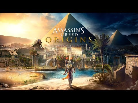 ASSASSIN'S CREED: Origins СТРИМ 13