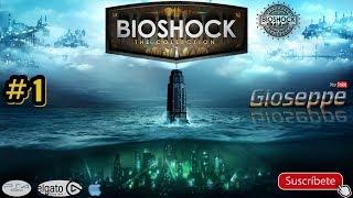 🌊 BIOSHOCK: The Collection PS4🌹 😋_Cap#1-DIRECTO// * Let's Play en Español*