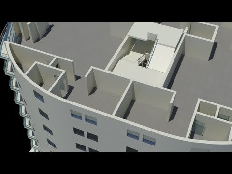Working with Autocad Files-3ds max  İmport and Modelling(Office buildings) Part 1