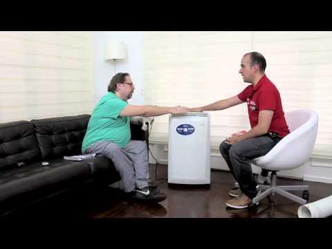 Delonghi N80 mobil klima incelemesi