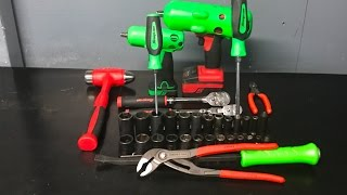 THE SNAP ON JUNKIE GUIDE TO BEGINNERS MECHANICS TOOLSETS