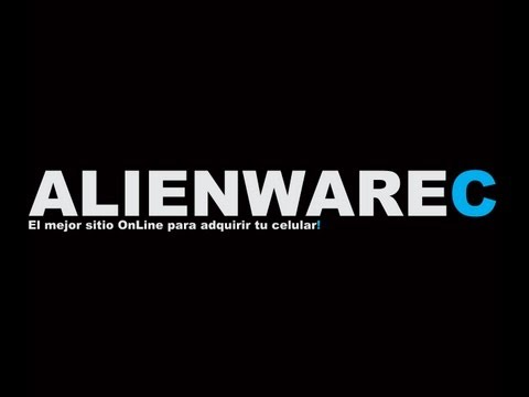 SAMSUNG GALAXY S CAPTIVATE GLIDE I927 DUAL CORE QWERTY DESLIZABLE - ALIENWAREC