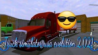 Truck simulator usa evolution - vale la pena descargarlo analisis nuevos camiones nuevas rutas