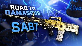 FaZe Pamaj: Road to Damascus - SA87 (Multiplayer Highlights)