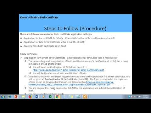 How to get a birth certificate in dearborn michigan