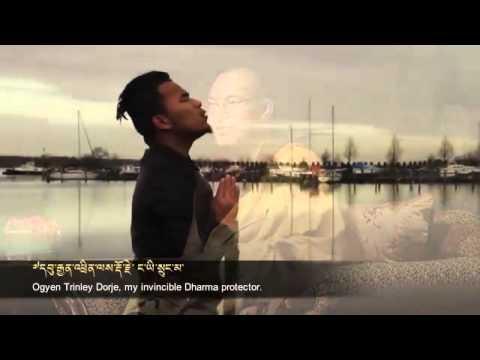 Tibetan song 17th Karmapa by Tenzin Dawa Tsona