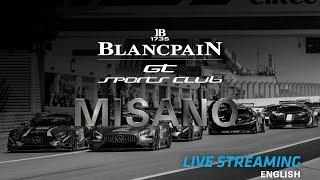 Main Race - Misano Blancpain GT Sports Club 2018 - ENGLISH