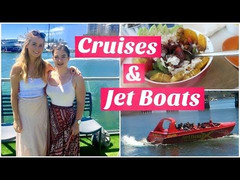 Queensland Vlog - Cruises & Jet Boats
