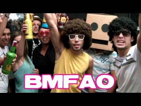LMFAO - Sorry For Party Rocking - Parody/Spoof (Sente Só Este Som)