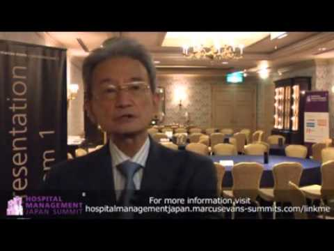 Hospital Management Japan - Interview: Masayuki Chikamori, Chikamori Hospital
