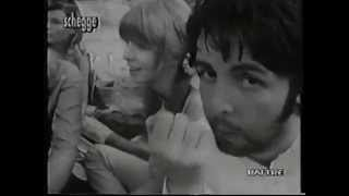 Watch Beatles India video