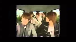 KAT-TUNの田中聖 脱退前のCM集(5人組) 赤西仁 脱退前の(6...