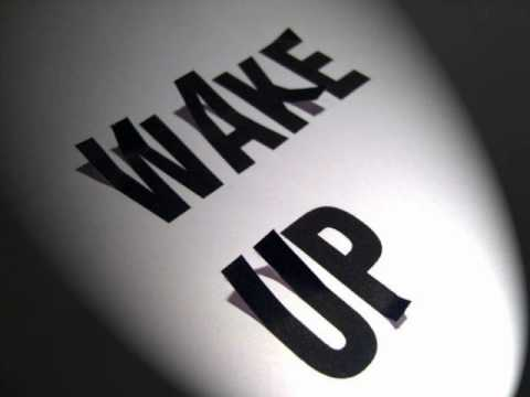 Funny wake up alarm