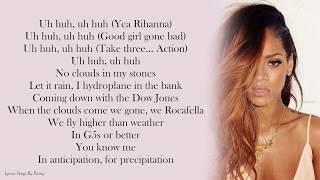 Rihanna -  Umbrella | Lyrics Songs
