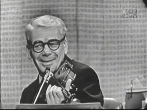 What's My Line? - Paul Muni (Aug 14, 1955)