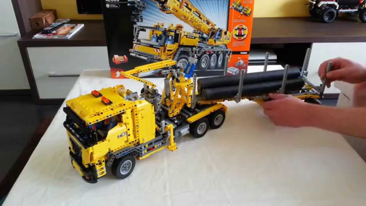 Lego Technic 42009 C Model Youtube