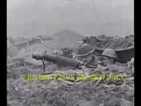 Battle for Goch, Germany. Feb 1945