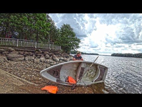 Два дня отдыха и рыбалки в сказочном месте