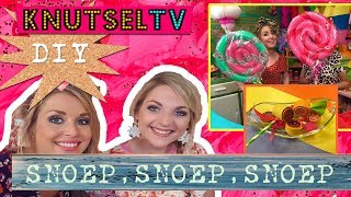 KnutselTV - DIY Sweet as Sugar