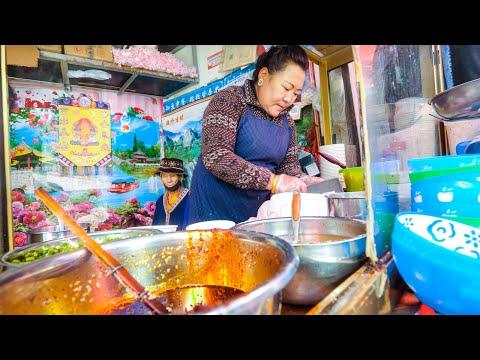 street-food-in-tibet---ultimate-tibetan-food-tour-+-amazing-potala-palace-in-lhasa!